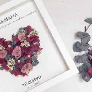 Cuadro con flores By love