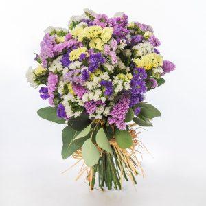 Ramo de flores Statice