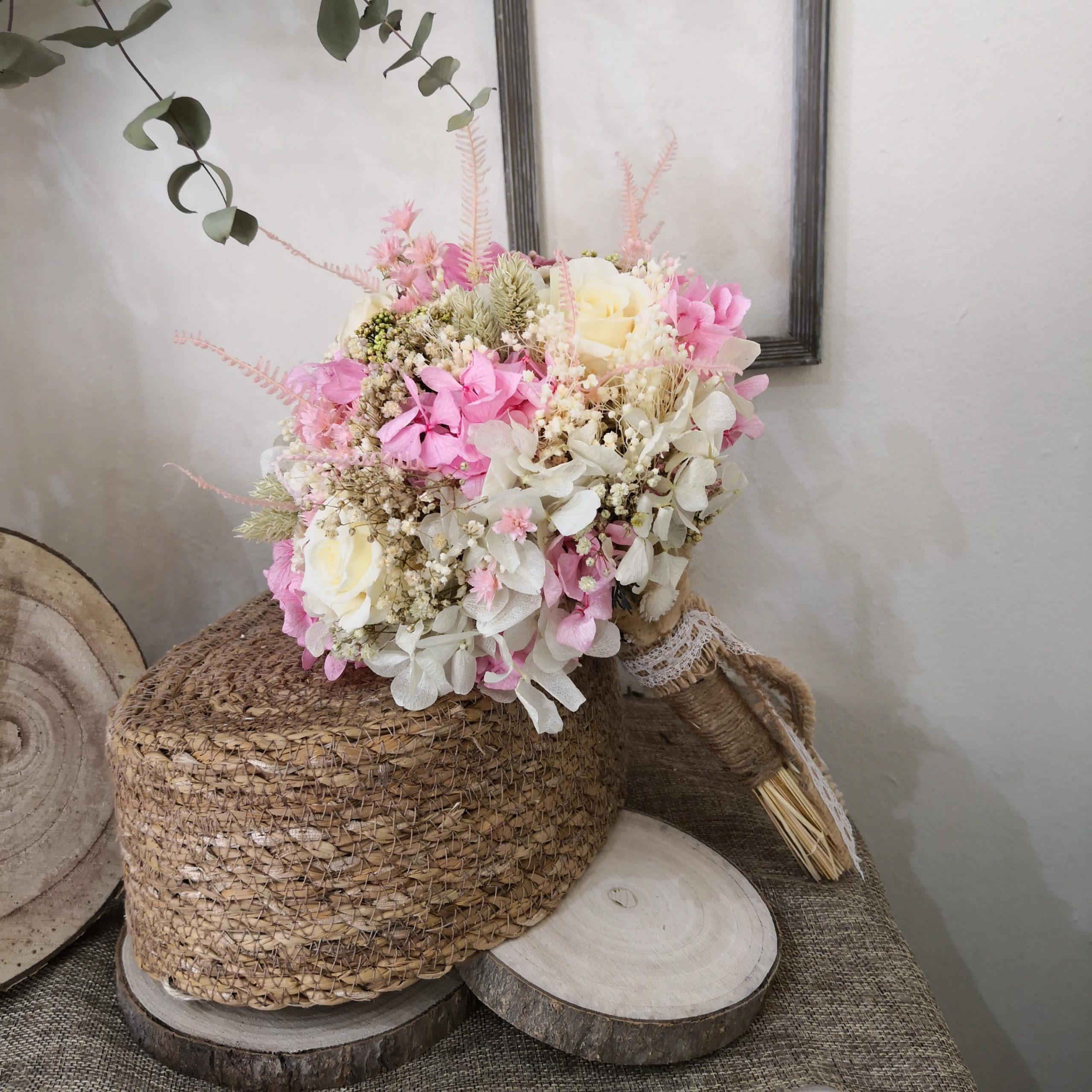 Ramo de flores para decoración