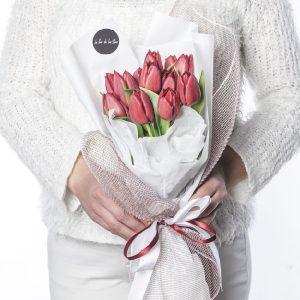 Bouquet de Tulipanes Petit