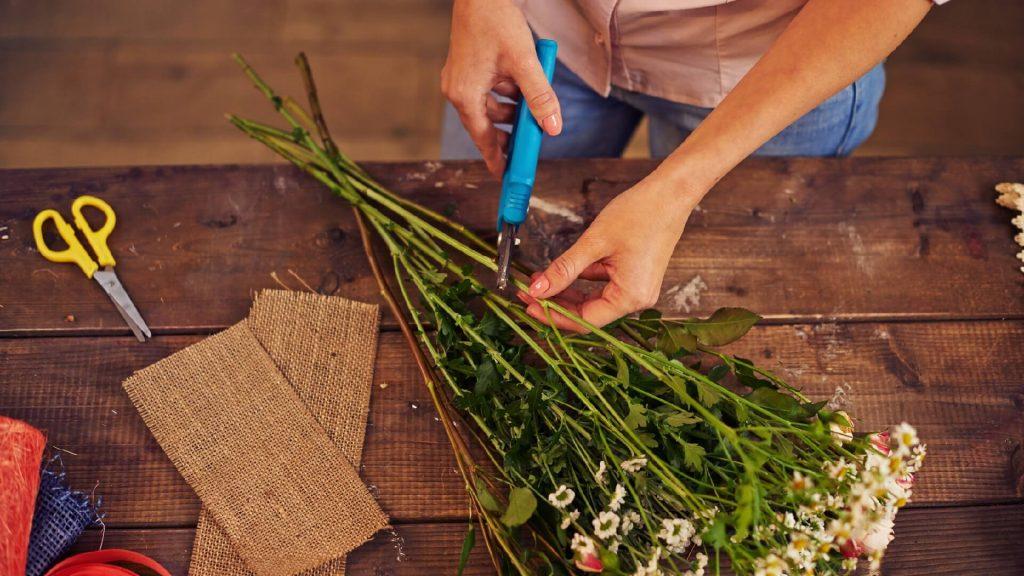 Conservar ramos de rosas más tiempo